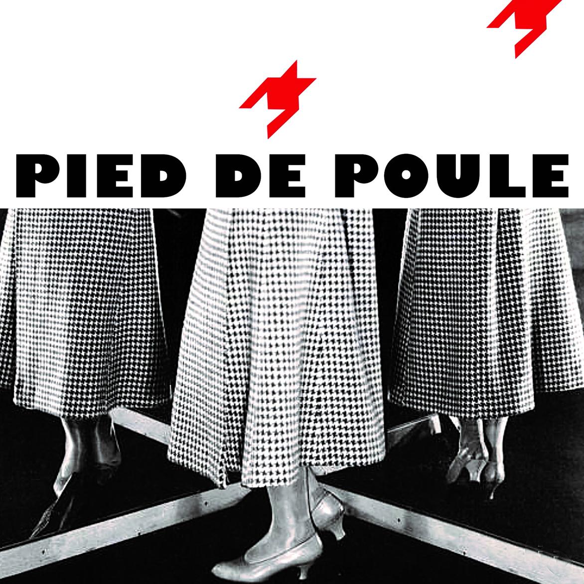 Pied de Poule - Studio ORKA - Utrecht Tweetakt
