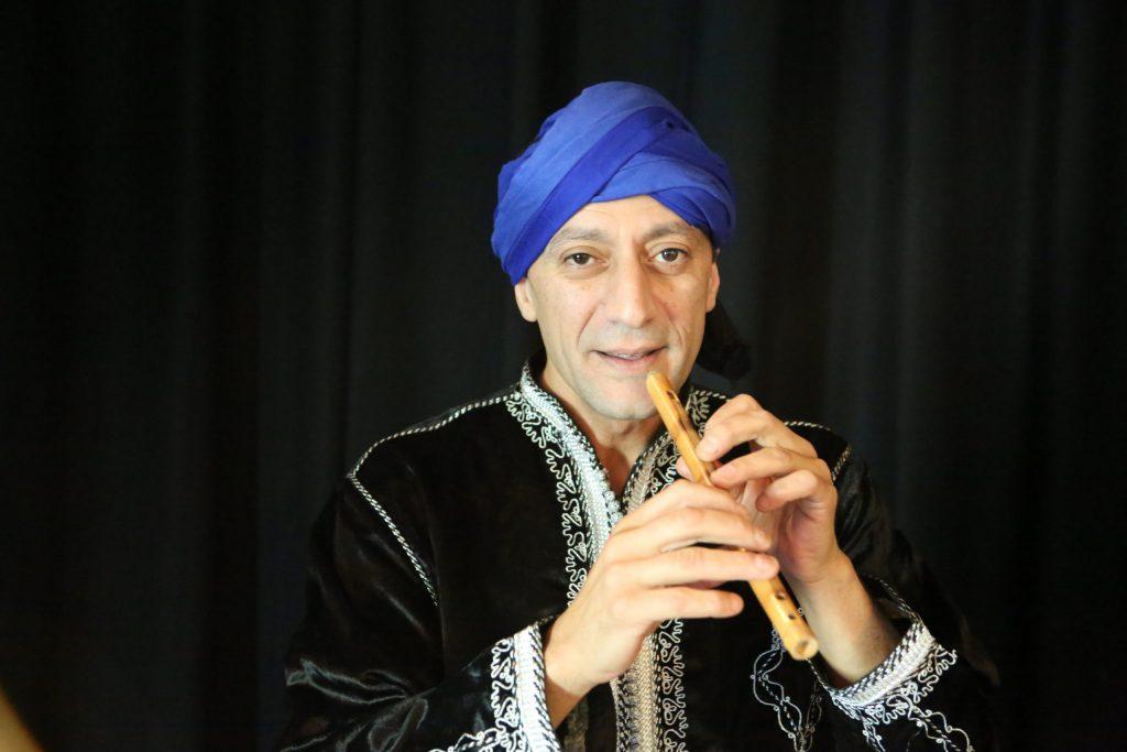 De Muziekkaravaan van Noord-Afrika - Marmoucha