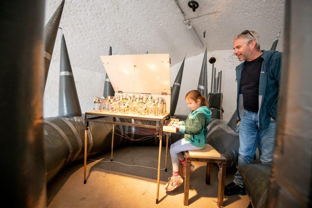 Potdekselorgel - Karel van der Eijk / Foto: ©Jelmer de Haas