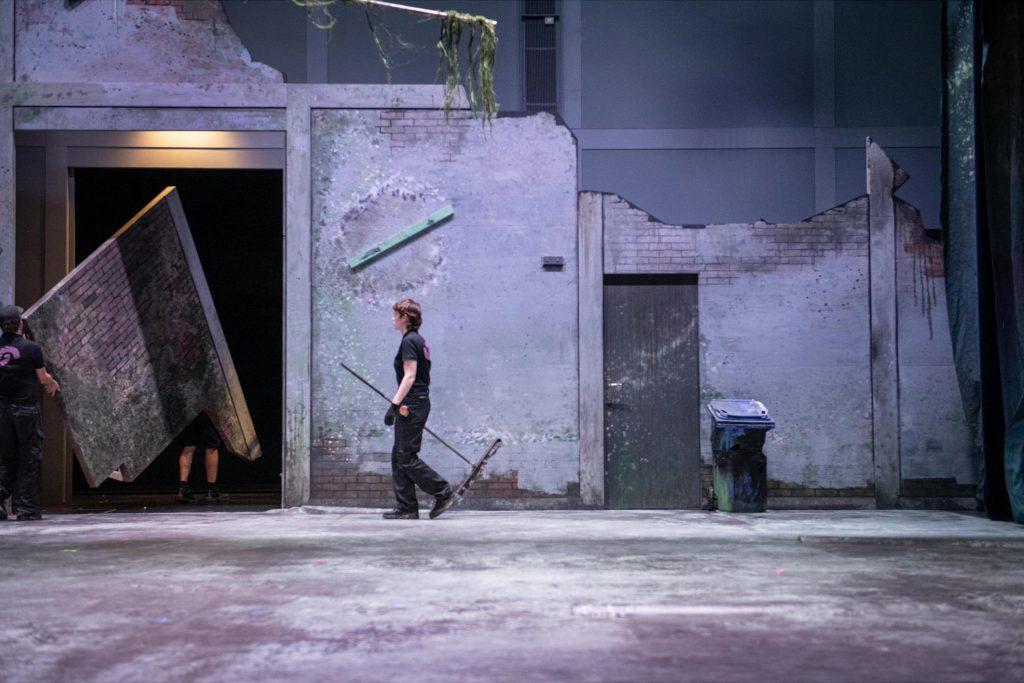 Het eind van het begin van het einde - Theater Artemis